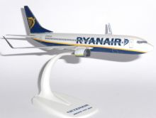 Boeing 737-800 Ryanair Ireland PPC Desktop Collectors Model Scale 1:200 EI-ENX   E